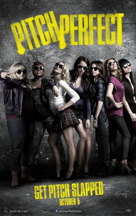 Pitch perfect book synopsis websites