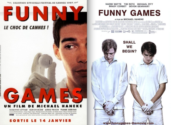 100th Review!: Funny Games (1997, 2008) | Critical Dave Funny Games 1997