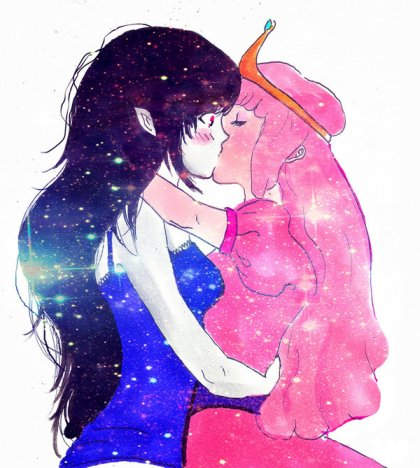 'bubbline sparkle kiss' by Mirrei